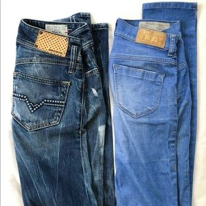 Diesel Matic Jeans Size 24